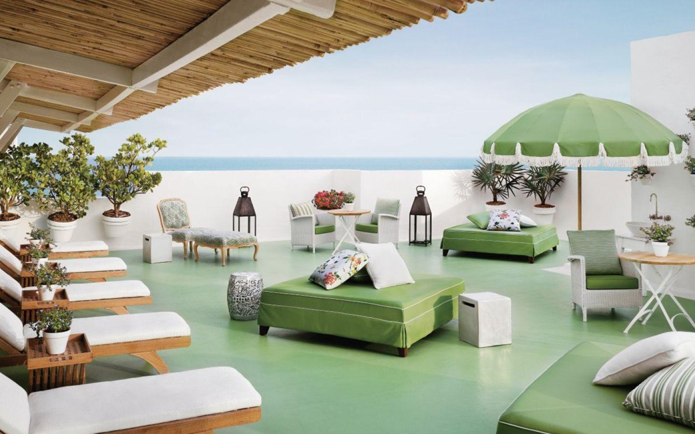 Delano south beach in miami for Delano hotel decor