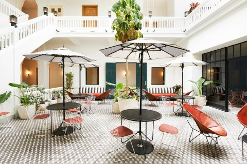American Trade Hotel by Ace